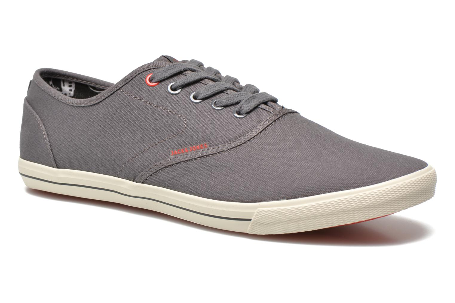 Baskets Jack & Jones JJ Spider Gris vue détail/paire