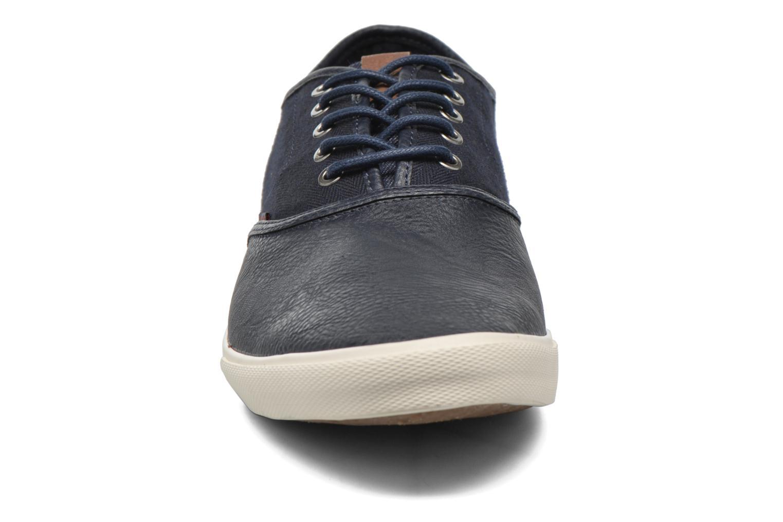Baskets Jack & Jones JJ Spider Bleu vue portées chaussures