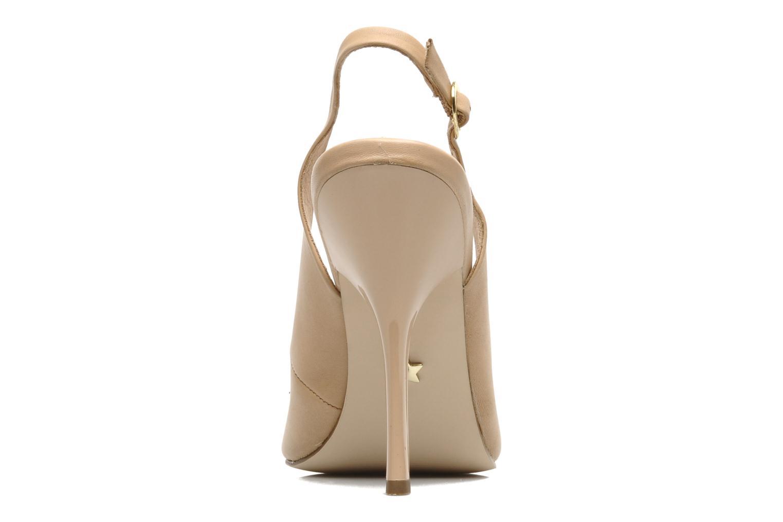 High heels KG By Kurt Geiger Culprit Beige view from the right