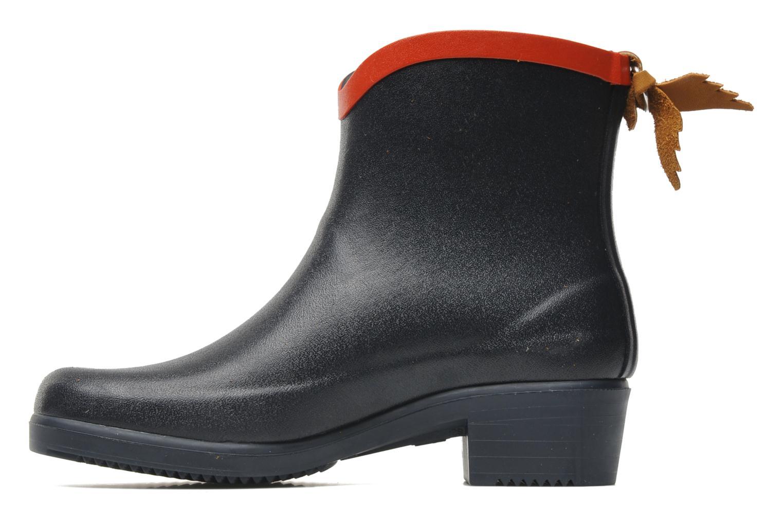 Bottines et boots Aigle Miss Juliette Bottillon Bleu vue face