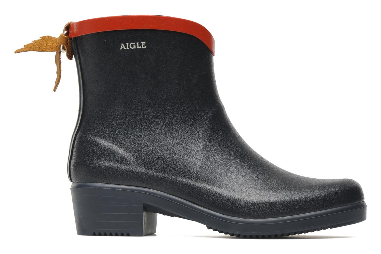 Bottines et boots Aigle Miss Juliette Bottillon Bleu vue derrière