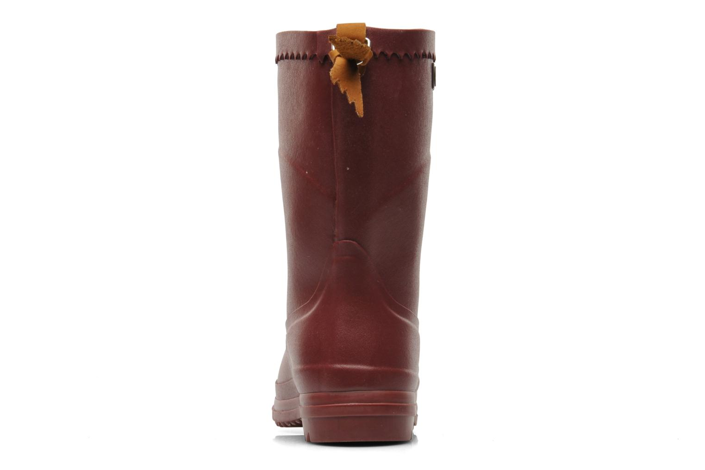Stiefeletten & Boots Aigle Bison Lady weinrot ansicht von rechts