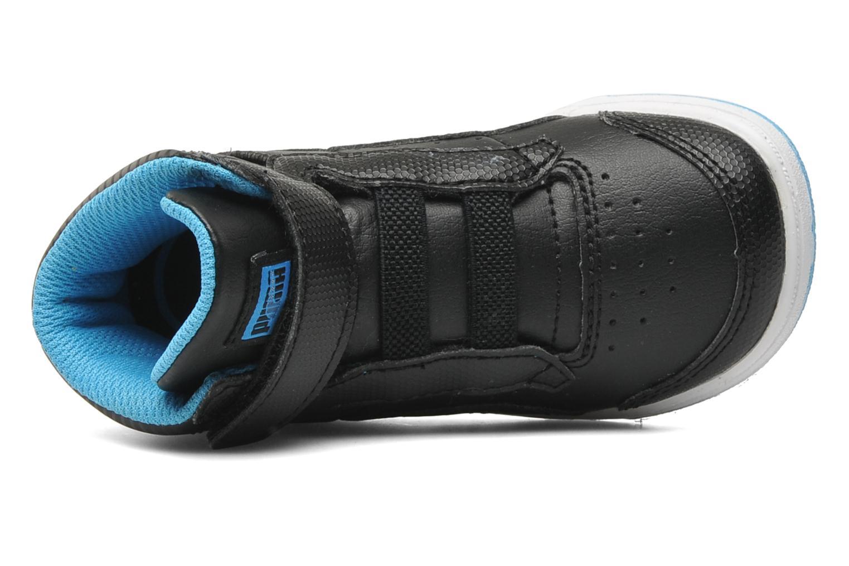 Sneakers Puma Full Court Hi V Kids Zwart links