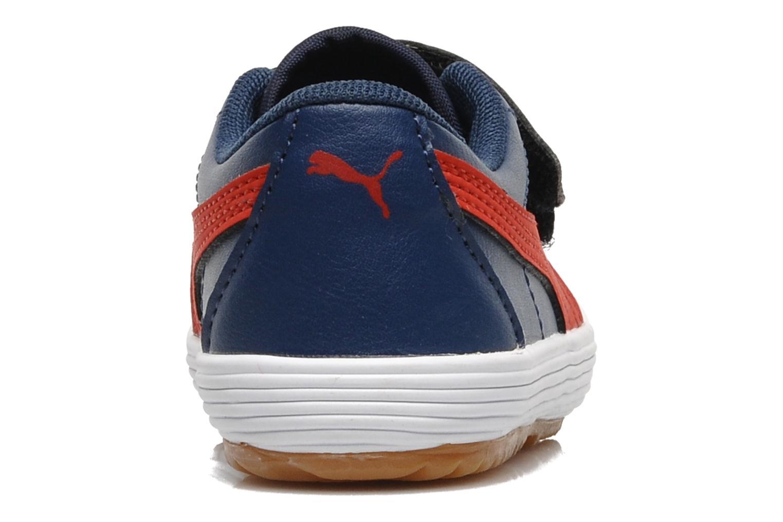Sneakers Puma Puma Serve Pro V Kids Blauw rechts