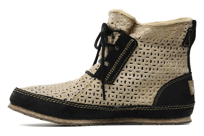 Boots en enkellaarsjes Sorel Ensenada Boot Beige voorkant
