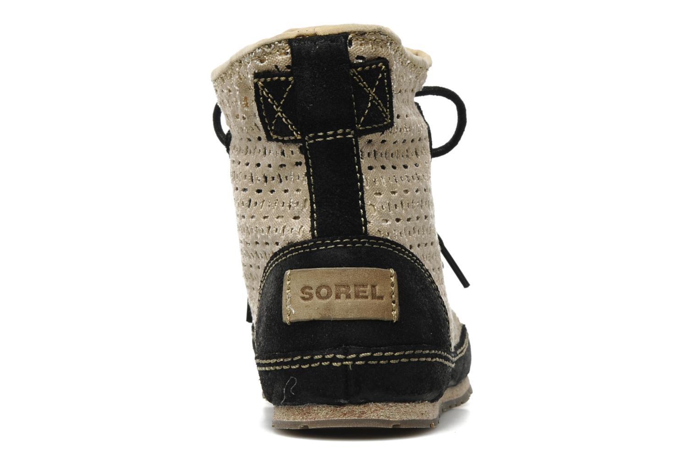 Boots en enkellaarsjes Sorel Ensenada Boot Beige rechts