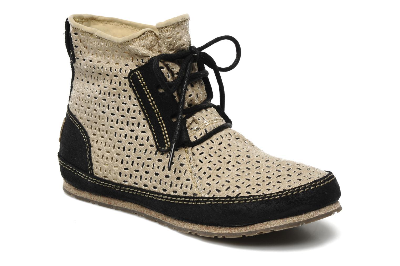 Boots en enkellaarsjes Sorel Ensenada Boot Beige detail