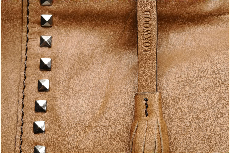 Borse Loxwood Cabas Ramita GM Vintage clouté Marrone immagine sinistra