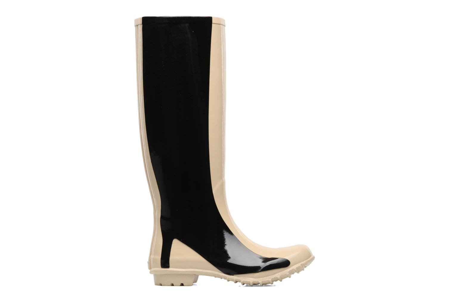 Boots & wellies Be&D Singing in the rainboots Beige back view