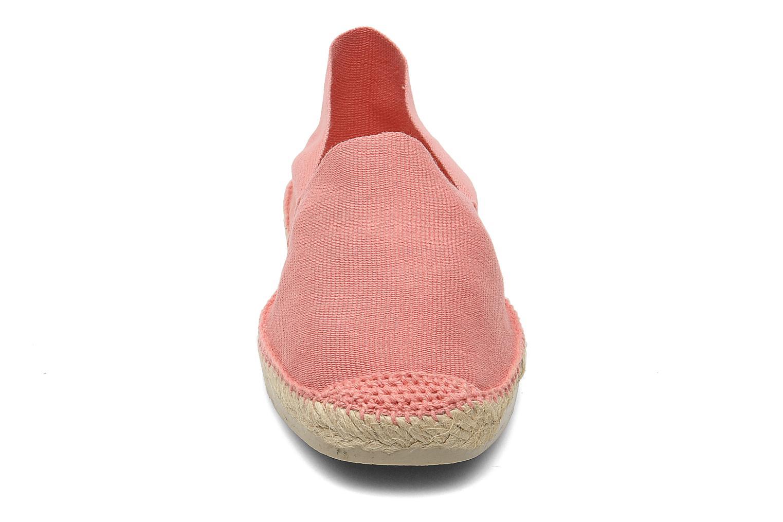 Espadrilles Pare Gabia VP espadrille Rose vue portées chaussures