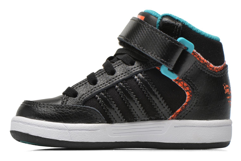 Baskets Adidas Originals Varial Mid I Noir vue face