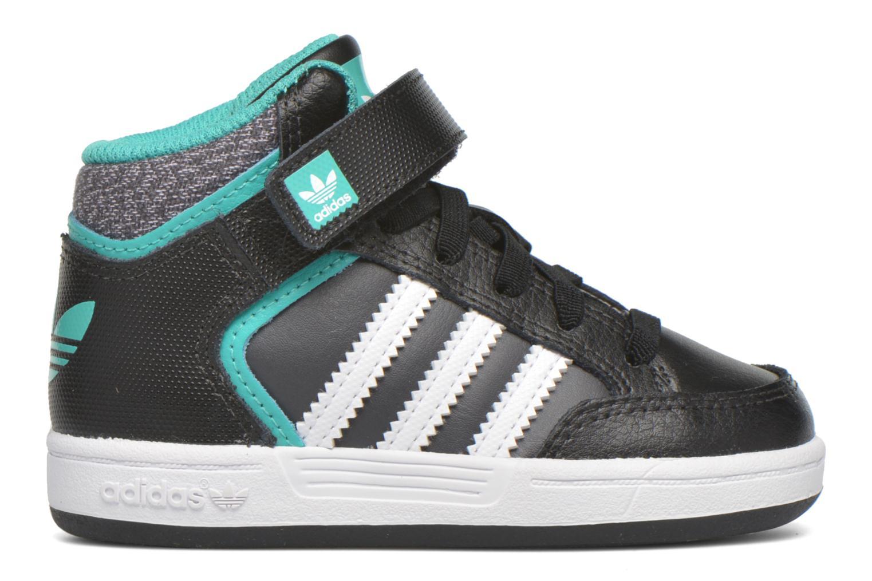 Sneakers Adidas Originals Varial Mid I Zwart achterkant