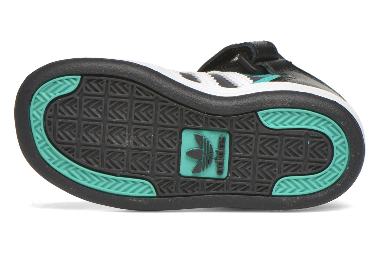 Sneakers Adidas Originals Varial Mid I Zwart boven