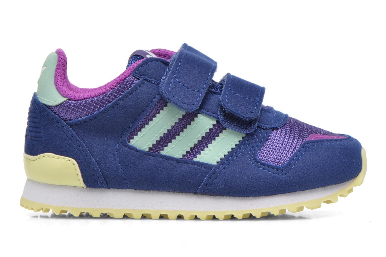 Trainers Adidas Originals Zx 700 Cf I Blue back view