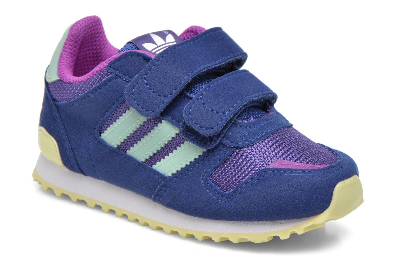 Sneakers Adidas Originals Zx 700 Cf I Blauw detail