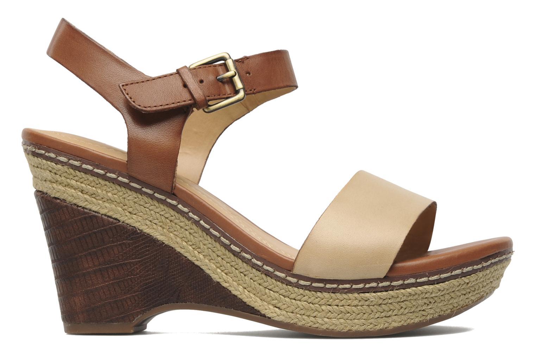Sandales et nu-pieds Naturalizer LARK Marron vue derrière