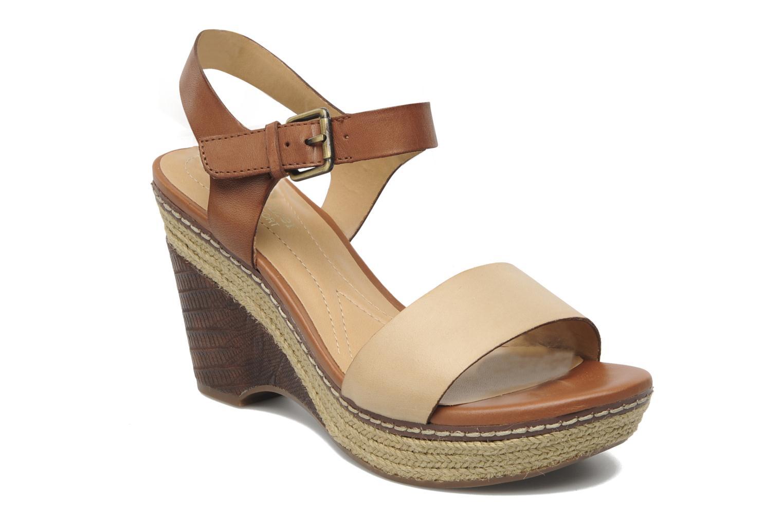 Sandales et nu-pieds Naturalizer LARK Marron vue détail/paire