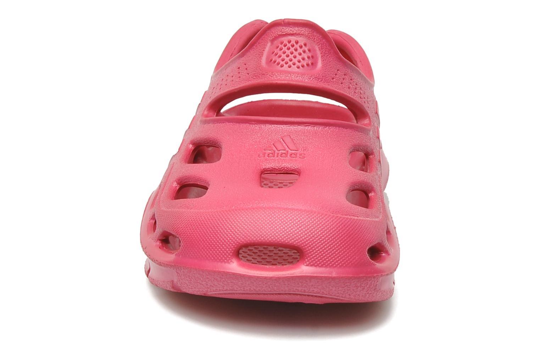 Sandales et nu-pieds Adidas Performance VariSol I Rose vue portées chaussures