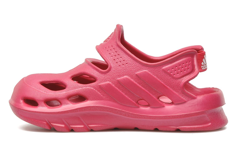 Sandales et nu-pieds Adidas Performance VariSol I Rose vue face