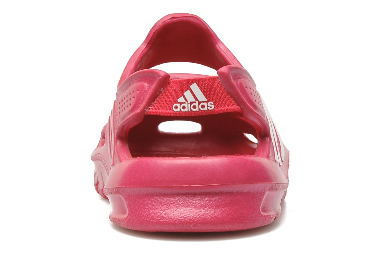 Sandales et nu-pieds Adidas Performance VariSol I Rose vue droite