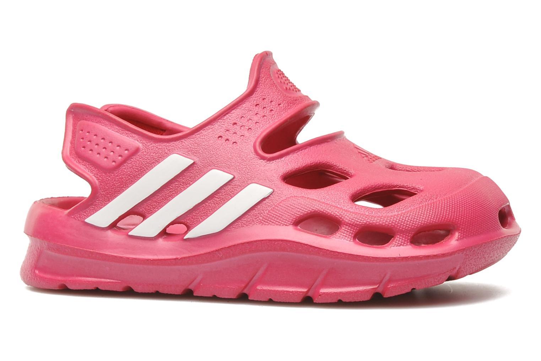 Sandales et nu-pieds Adidas Performance VariSol I Rose vue derrière