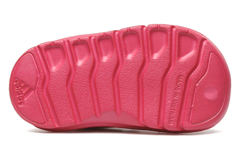 Sandales et nu-pieds Adidas Performance VariSol I Rose vue haut