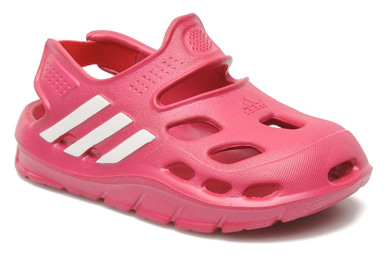 Sandales et nu-pieds Adidas Performance VariSol I Rose vue détail/paire