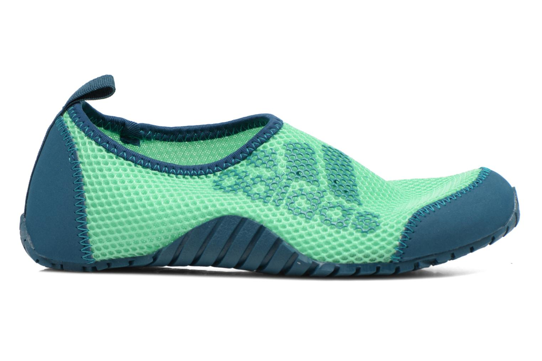 Sportschoenen Adidas Performance KUROBE K Groen achterkant