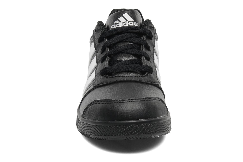 Sportschuhe Adidas Performance LK Trainer 5 K schwarz schuhe getragen