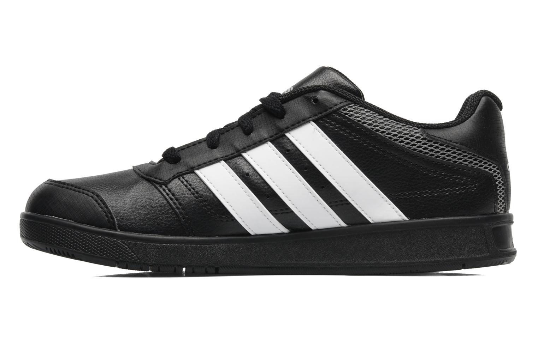 Sportschuhe Adidas Performance LK Trainer 5 K schwarz ansicht von vorne