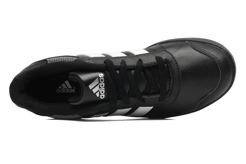 Sportschuhe Adidas Performance LK Trainer 5 K schwarz ansicht von links