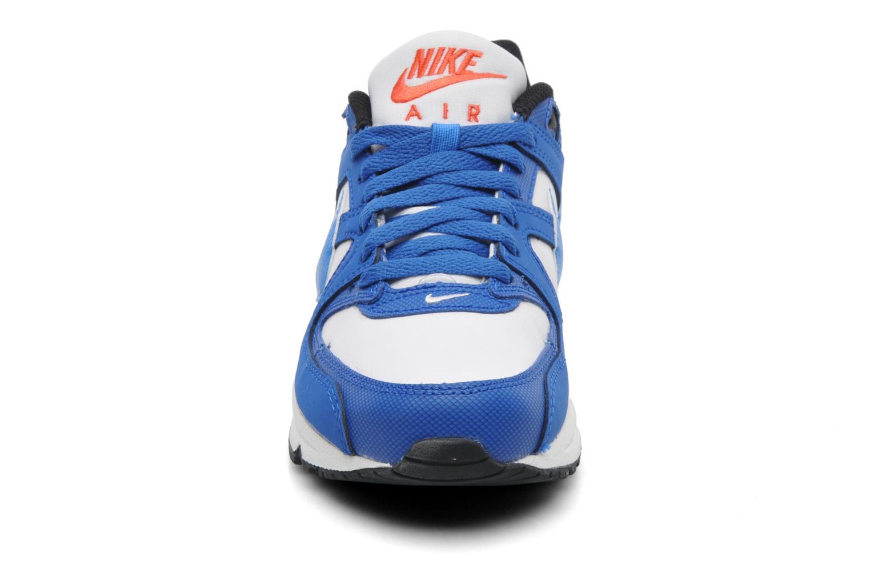Chaussures de sport Nike Air Max Command (GS) Blanc vue portées chaussures
