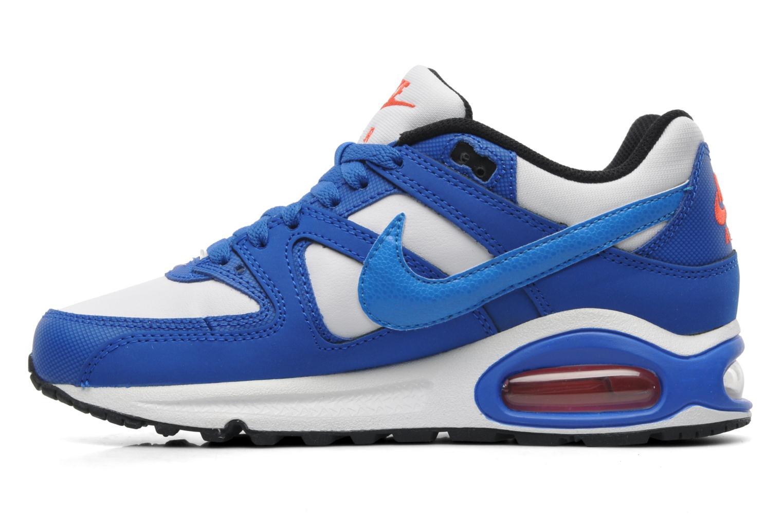 Chaussures de sport Nike Air Max Command (GS) Blanc vue face
