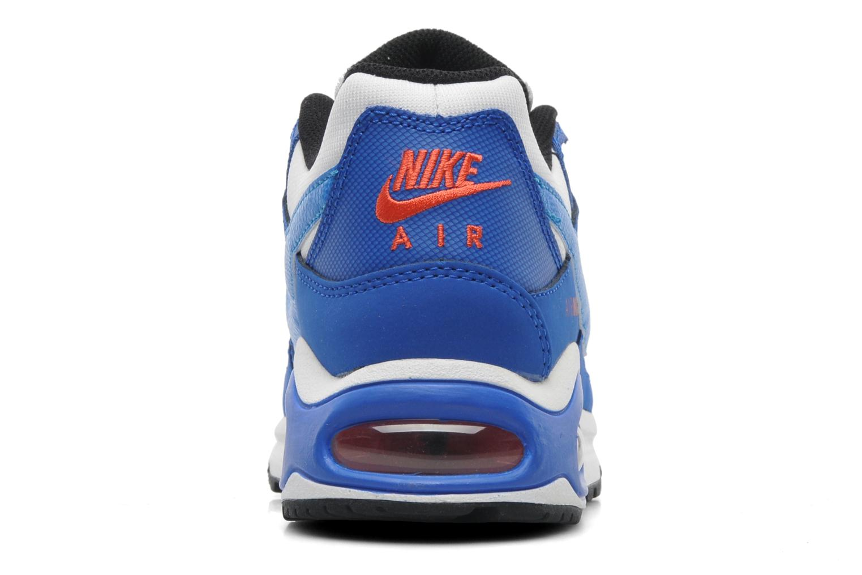 Chaussures de sport Nike Air Max Command (GS) Blanc vue droite