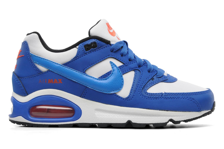 Chaussures de sport Nike Air Max Command (GS) Blanc vue derrière