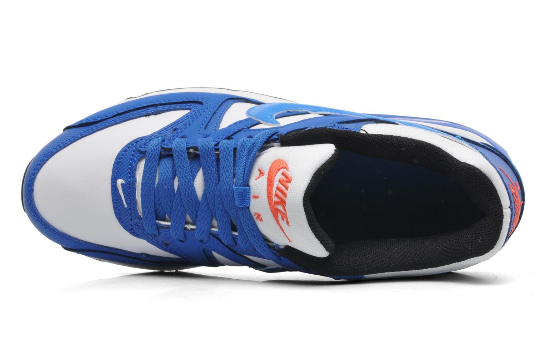 Sportschuhe Nike Air Max Command (GS) weiß ansicht von links