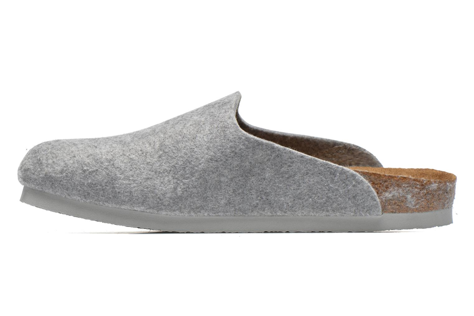 Mules & clogs Birkenstock Amsterdam W Grey front view