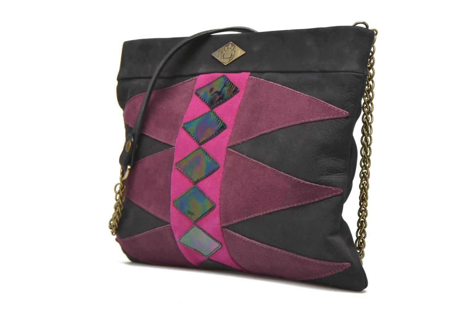 Handbags Mohekann Navajo Black model view