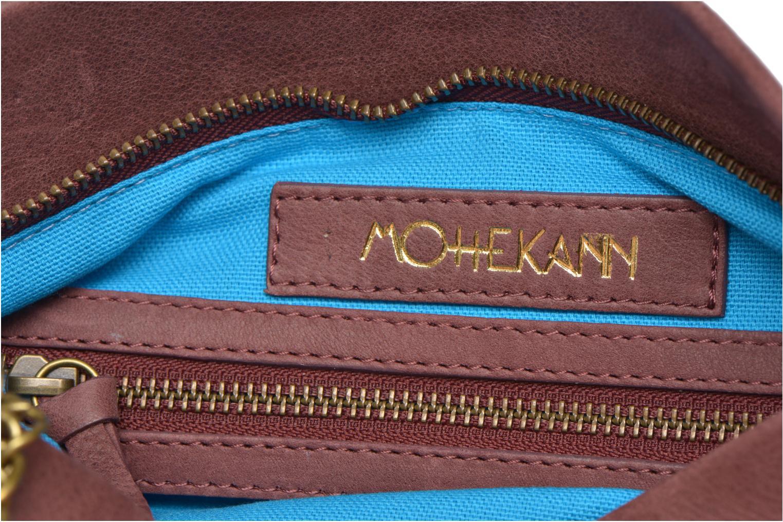 Handtaschen Mohekann Narowé rosa ansicht von hinten