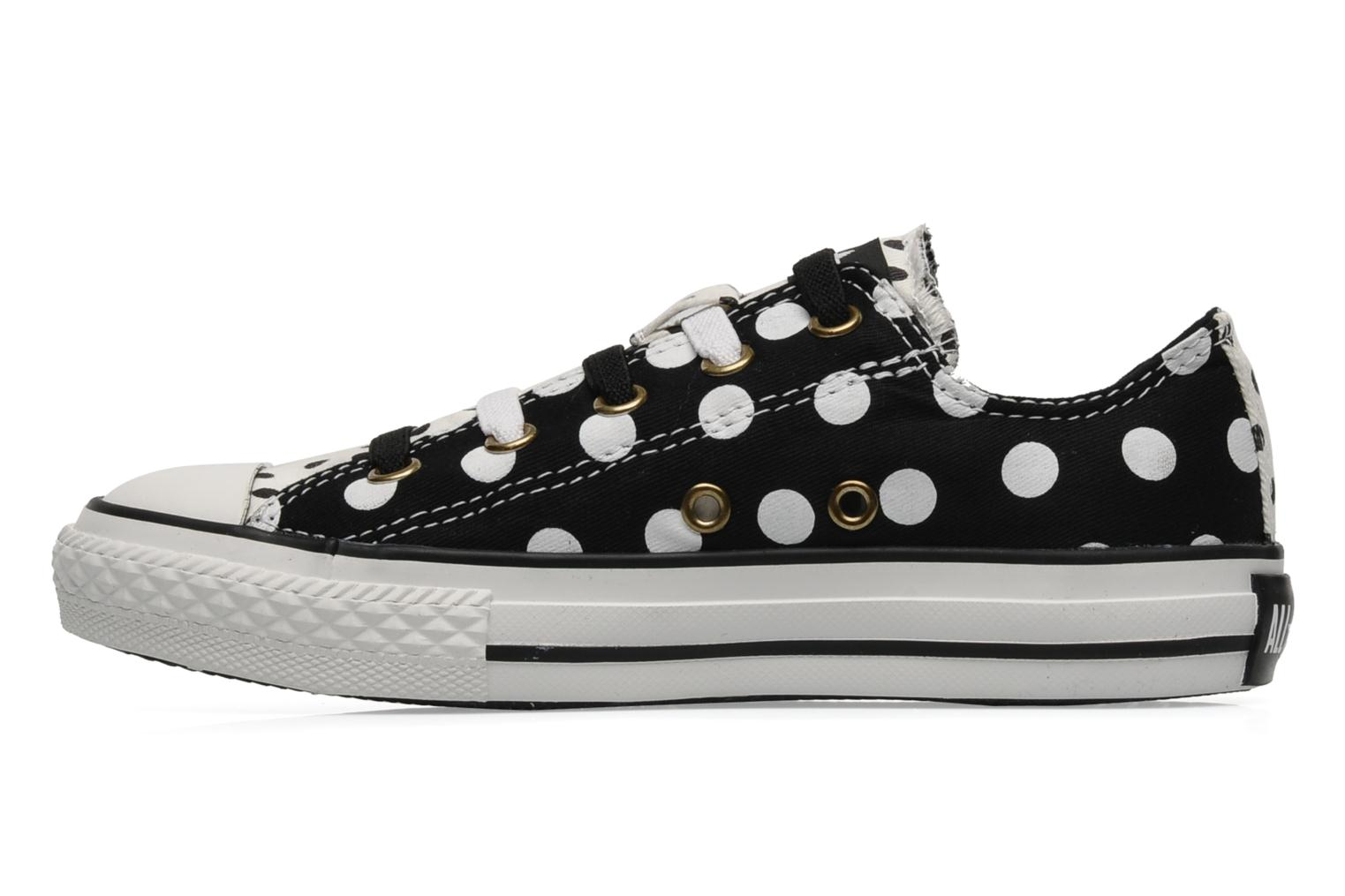 Baskets Converse Chuck Taylor Plk Stretch Canvas K Noir vue face