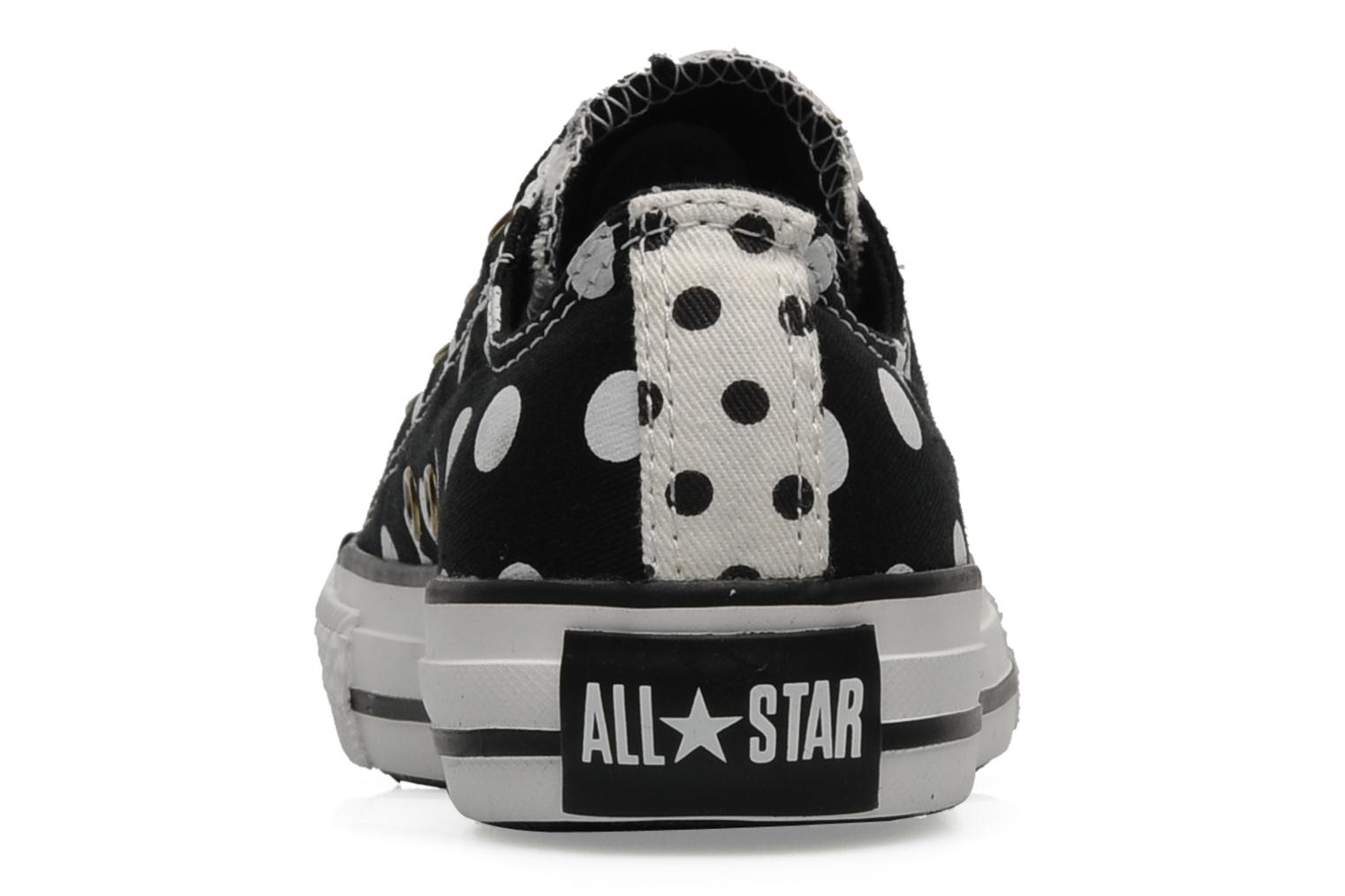 Baskets Converse Chuck Taylor Plk Stretch Canvas K Noir vue droite