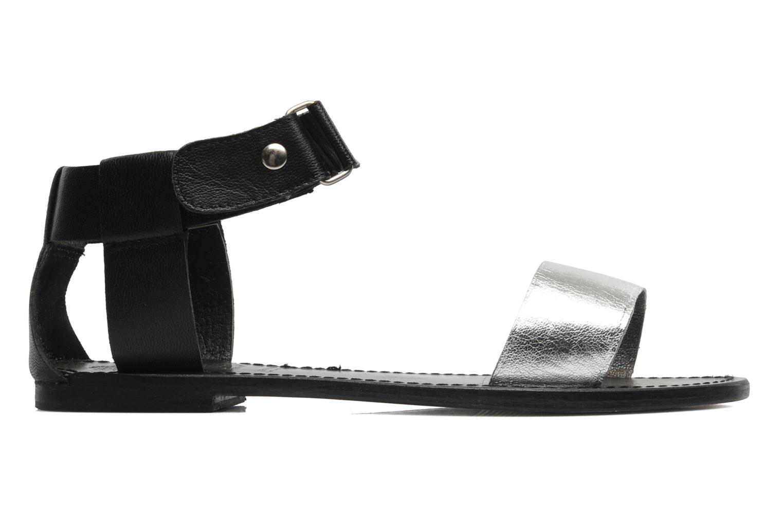 Erika sandal Black/silver