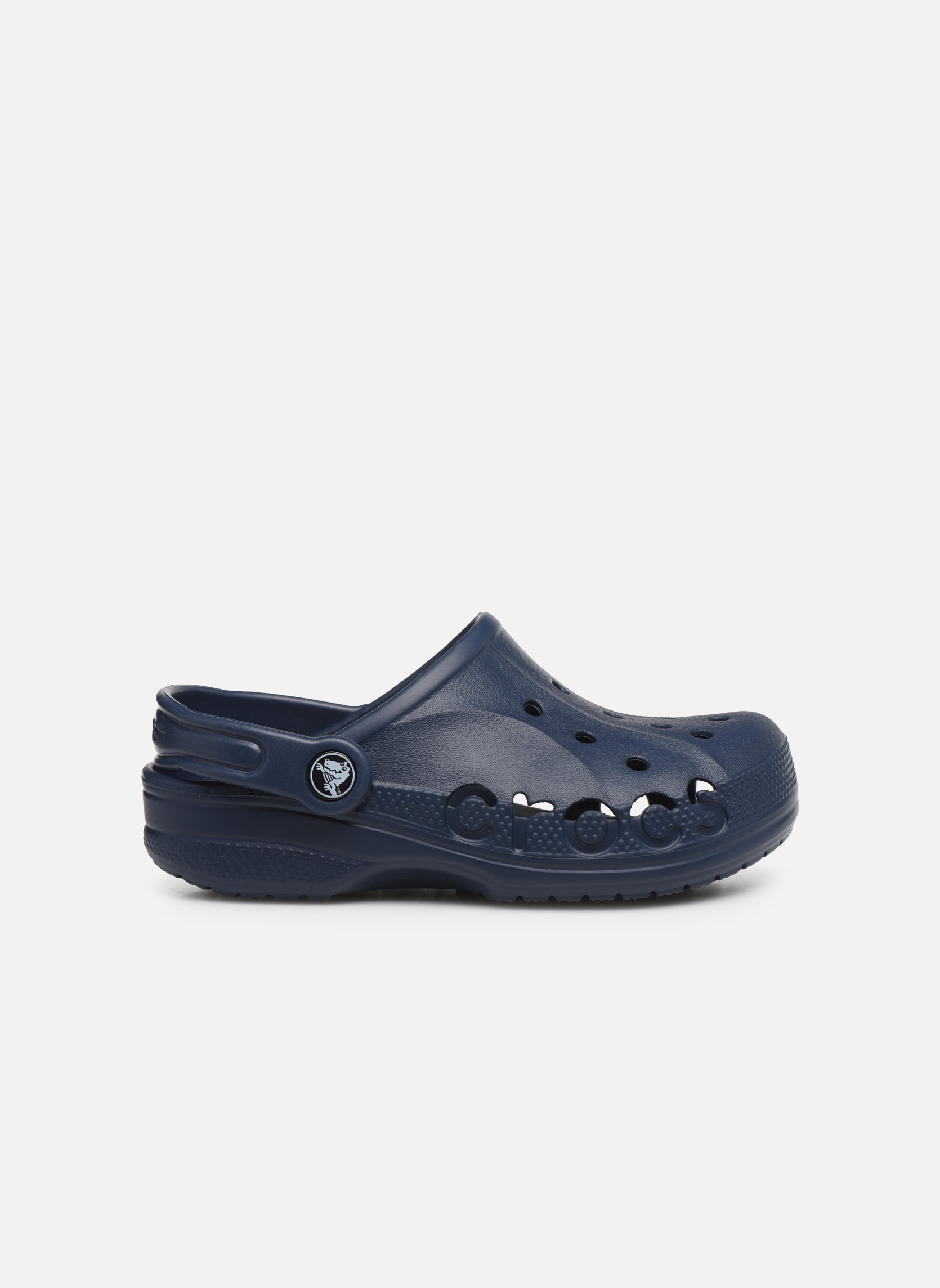 Sandalen Crocs Baya Kids Blauw achterkant