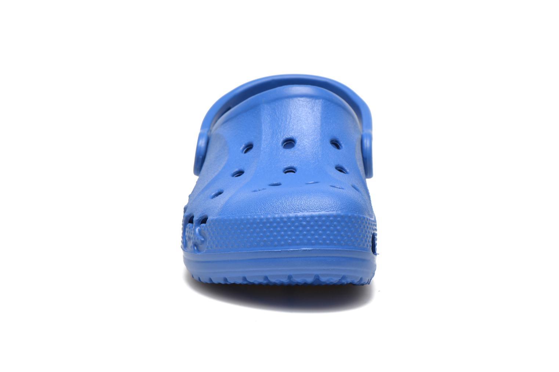 Sandales et nu-pieds Crocs Baya Kids Bleu vue portées chaussures