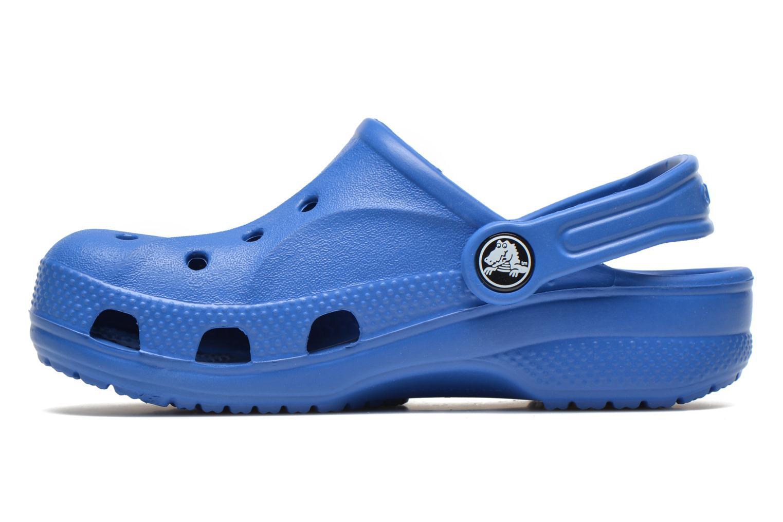 Sandalen Crocs Baya Kids blau ansicht von vorne