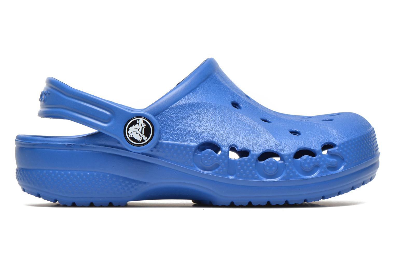 Sandales et nu-pieds Crocs Baya Kids Bleu vue derrière