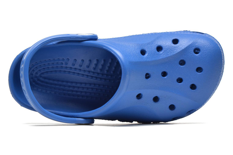 Sandalen Crocs Baya Kids blau ansicht von links