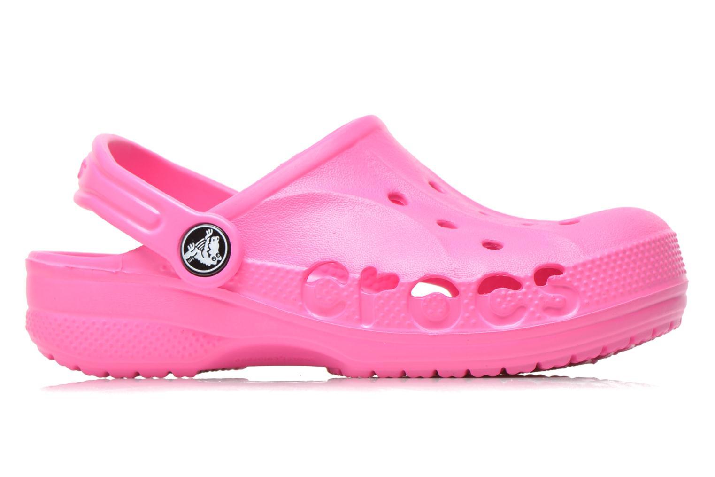 Sandales et nu-pieds Crocs Baya Kids Rose vue derrière