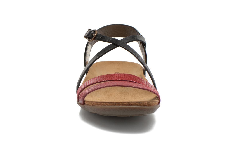 Sandalen Kickers Atomium Rood model