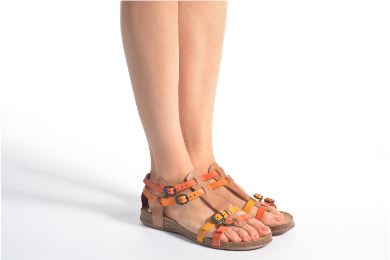 Sandaler Kickers Ana Brun se forneden